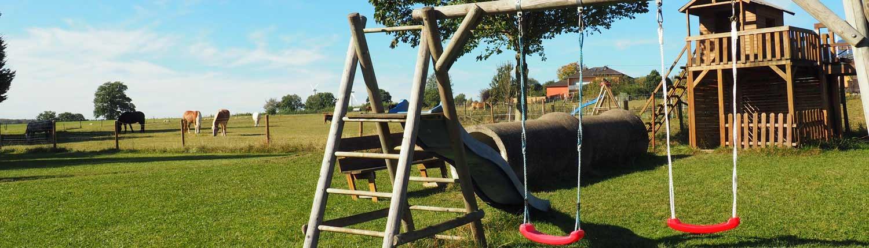 Spielplatz an der Pferdekoppel