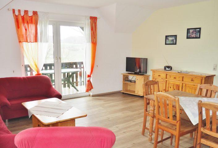 Wohnung 5 Wohnzimmer