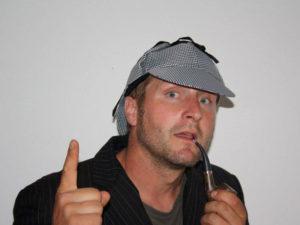 Bild vom Detektiv Markus Feinen
