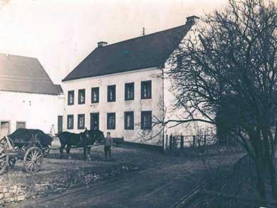 Feinenhof um 1936 - historisches Foto