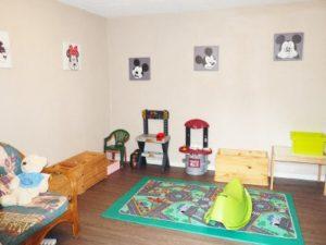 Kinderspielzimmer für Kleinkinder