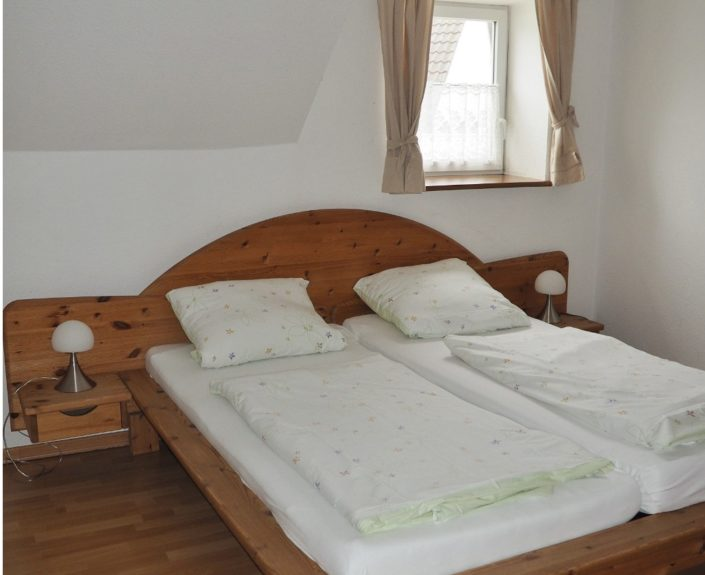 Doppelzimmer Wohnung 8