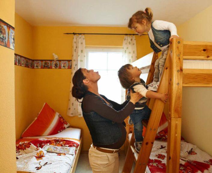 Schlafzimmer für Kinder Wohungen 9-12