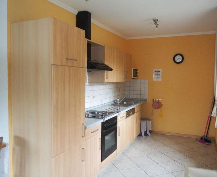Küche der Wohnung 9
