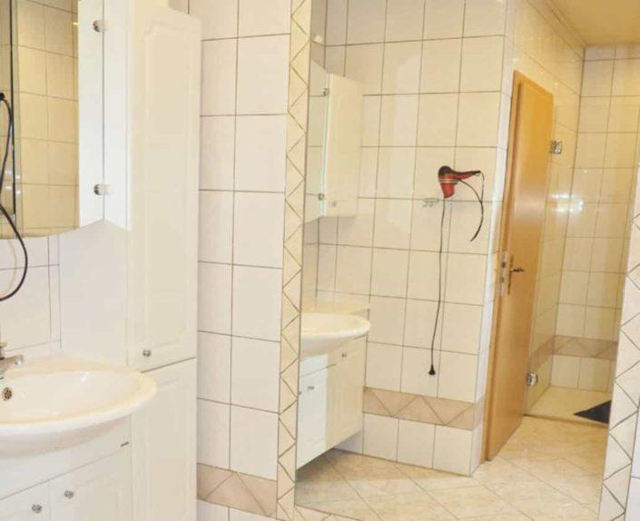 Badezimmer Ferienwohnung 15