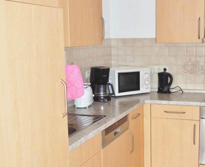 Küchenzeile Wohnung 15