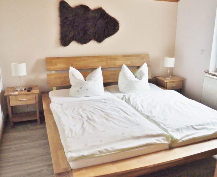 Doppelzimmer Ferienhaus 2